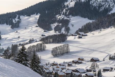 Rent in ski resort Résidence le Roc des Tours - Le Grand Bornand