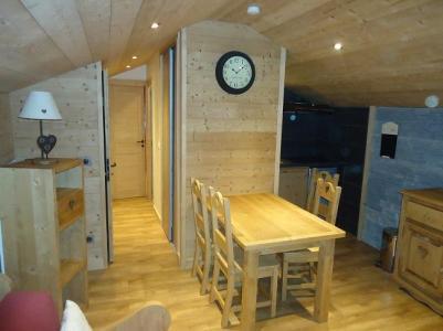 Location au ski Appartement 2 pièces 4 personnes (1651) - Residence Le Tardevant - Le Grand Bornand - Séjour