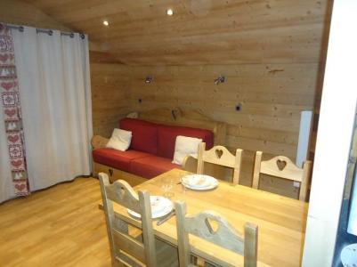 Location au ski Appartement 2 pièces 4 personnes (1651) - Residence Le Tardevant - Le Grand Bornand - Table