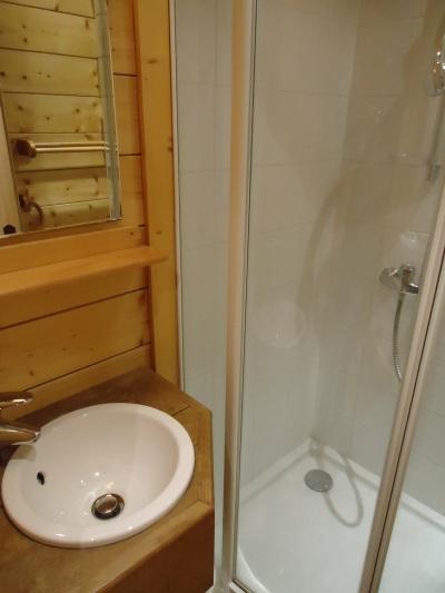 Location au ski Appartement 2 pièces 4 personnes (1723) - Residence Le Tardevant - Le Grand Bornand - Salle d'eau