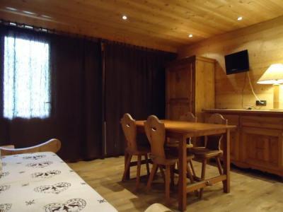 Location au ski Appartement 2 pièces 4 personnes (1723) - Residence Le Tardevant - Le Grand Bornand - Séjour