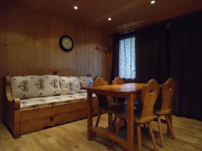 Location au ski Appartement 2 pièces 4 personnes (1723) - Residence Le Tardevant - Le Grand Bornand - Table