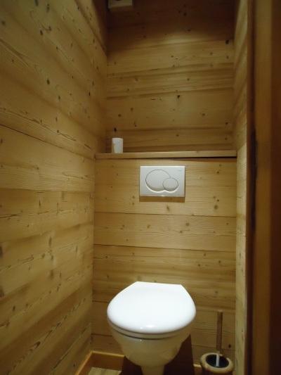 Location au ski Appartement 2 pièces 4 personnes (1723) - Residence Le Tardevant - Le Grand Bornand - Wc séparé