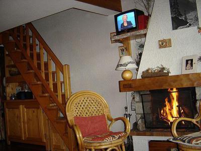 Location 4 personnes Studio coin montagne 4 personnes (120) - Residence Le Venay