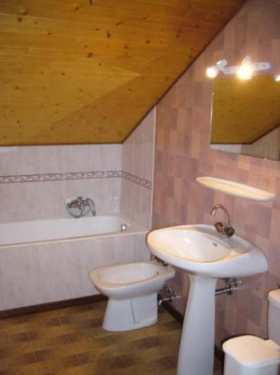 Location au ski Appartement 2 pièces 5 personnes (002) - Residence Le Vieux Noyer - Le Grand Bornand - Salle de bains