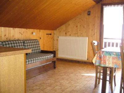 Location au ski Appartement 2 pièces 5 personnes (002) - Residence Le Vieux Noyer - Le Grand Bornand - Séjour