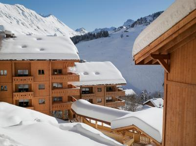 Rental Le Grand Bornand : Résidence le Village de Lessy winter