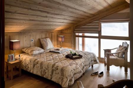 Location au ski Résidence le Village de Lessy - Le Grand Bornand - Chambre