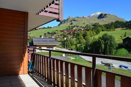Location au ski Appartement 1 pièces coin montagne 5 personnes (540) - Résidence les Busserolles - Le Grand Bornand