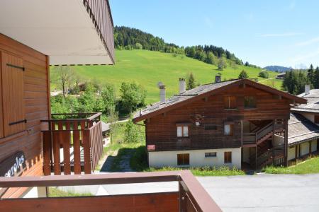 Location au ski Studio 4 personnes (005) - Résidence les Busserolles - Le Grand Bornand