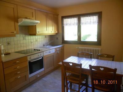 Location au ski Appartement 2 pièces 4 personnes (316) - Residence Les Cossires - Le Grand Bornand - Cuisine