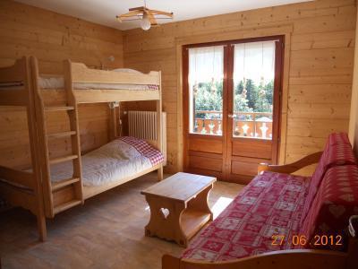 Location au ski Appartement 2 pièces 4 personnes (316) - Residence Les Cossires - Le Grand Bornand - Séjour