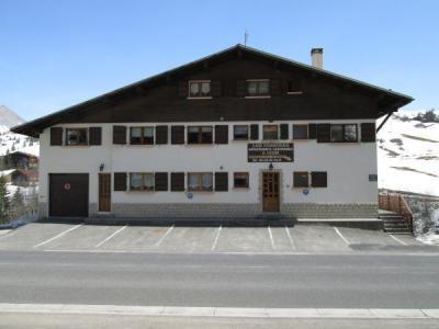 Location au ski Appartement 2 pièces 5 personnes (313) - Residence Les Cossires - Le Grand Bornand - Extérieur hiver