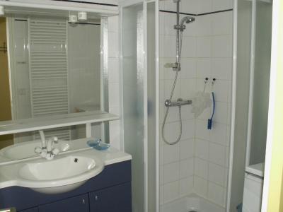 Location au ski Appartement 3 pièces 6 personnes (001) - Residence Les Dodes - Le Grand Bornand - Douche