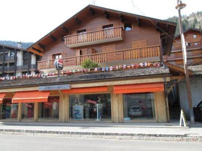 Location au ski Appartement 3 pièces 6 personnes (001) - Residence Les Tilleuls - Le Grand Bornand
