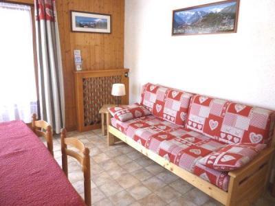 Location au ski Appartement 3 pièces 6 personnes (001) - Residence Les Tilleuls - Le Grand Bornand - Appartement