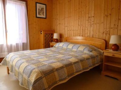 Location au ski Appartement 3 pièces 6 personnes (001) - Residence Les Tilleuls - Le Grand Bornand - Chambre