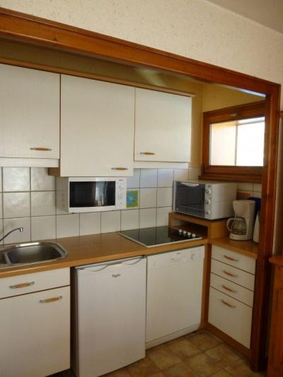 Location au ski Appartement 3 pièces 6 personnes (001) - Residence Les Tilleuls - Le Grand Bornand - Cuisine