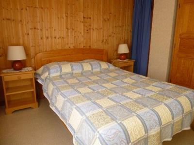Location au ski Appartement 3 pièces 6 personnes (001) - Residence Les Tilleuls - Le Grand Bornand - Lit double