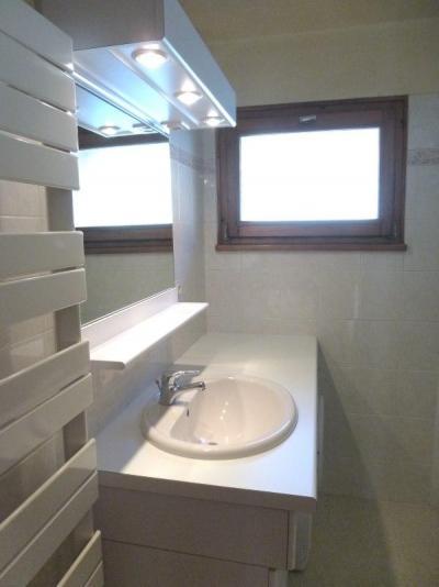 Location au ski Appartement 3 pièces 6 personnes (001) - Residence Les Tilleuls - Le Grand Bornand - Sèche-serviettes