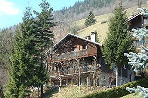 Location au ski Residence Lou R'bat Pays - Le Grand Bornand