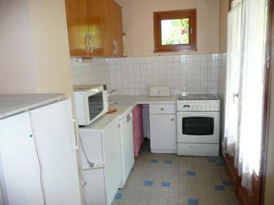 Location au ski Appartement 2 pièces 4 personnes (002) - Residence Lou R'bat Pays - Le Grand Bornand - Cuisine