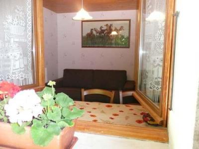 Location au ski Appartement 2 pièces 4 personnes (002) - Residence Lou R'bat Pays - Le Grand Bornand - Séjour