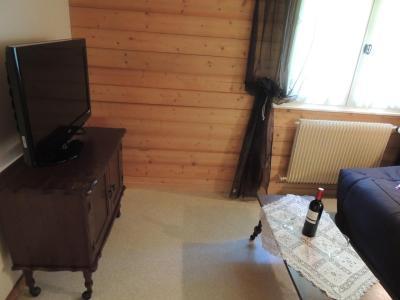 Location au ski Appartement duplex 2 pièces 6 personnes (003) - Residence Lou R'bat Pays - Le Grand Bornand - Tv satellite