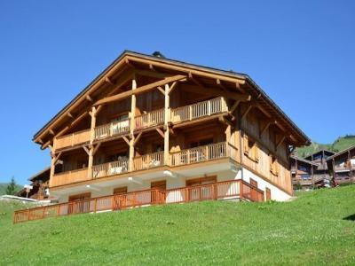Location au ski Appartement 3 pièces 4 personnes (034) - Residence Refuge Des Outalays - Le Grand Bornand