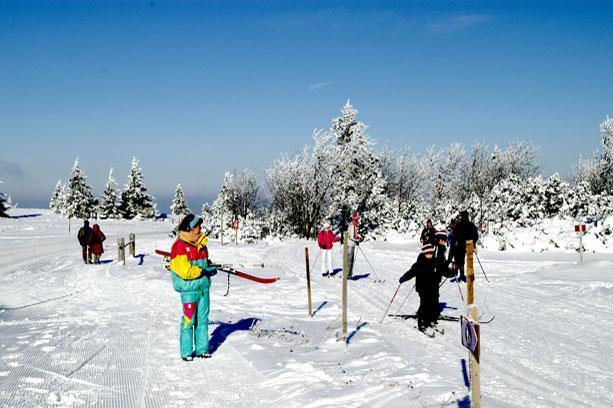 Location au ski Vvf Villages Le Fraisegoutte - Le Lac Blanc - Extérieur hiver