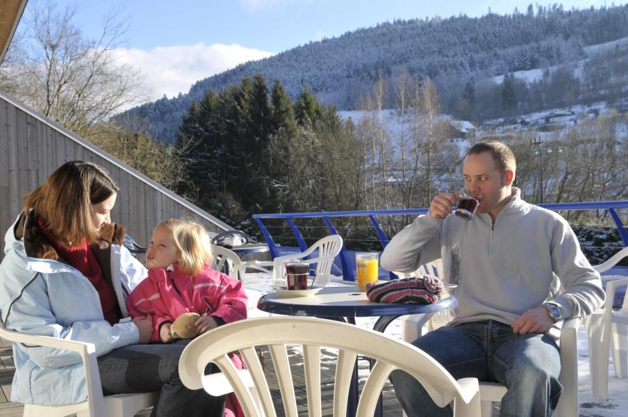 Rent in ski resort Village Club le Mongade - Le Lac Blanc - Winter outside