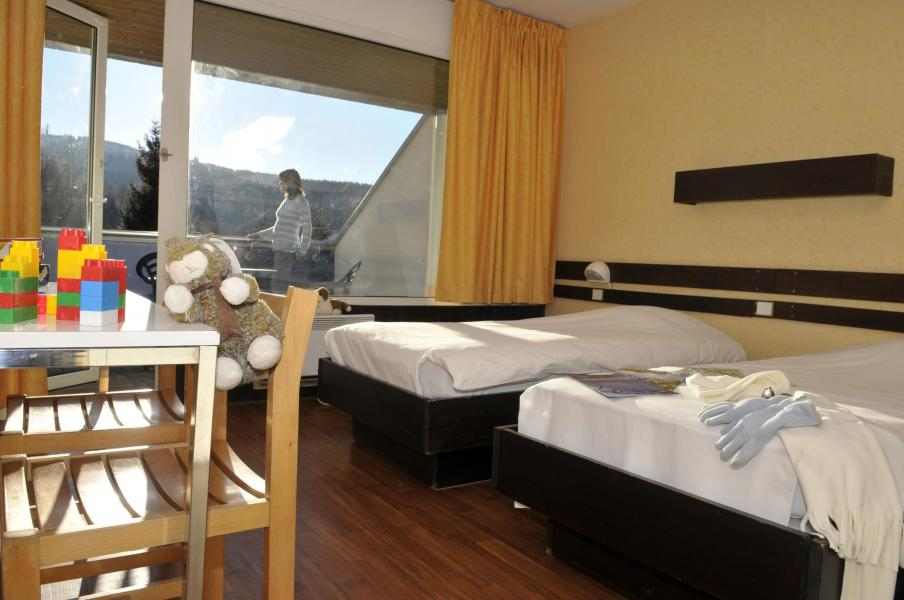Rent in ski resort Village Club le Mongade - Le Lac Blanc - Bedroom