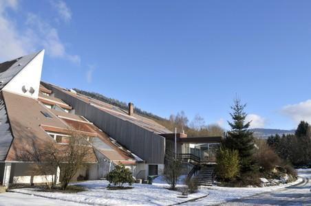 Location au ski Village Club Le Domaine Du Mongade - Le Lac Blanc - Extérieur hiver