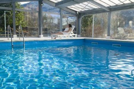 Location au ski Village Club Le Domaine Du Mongade - Le Lac Blanc - Piscine