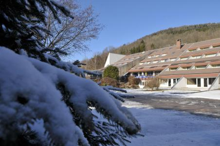 Holiday in mountain resort Village Club le Mongade - Le Lac Blanc - Winter outside