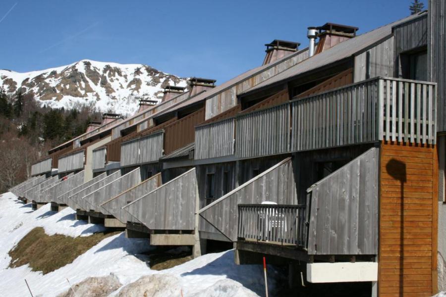 Location au ski VVF Villages Font de Cère - Le Lioran - Extérieur hiver