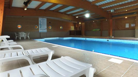 Location au ski VVF Villages les Monts du Cantal - Le Lioran - Piscine