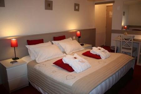 Location au ski Chambre double - Supérieure - Hotel Le Panorama - Mont Dore - Chambre