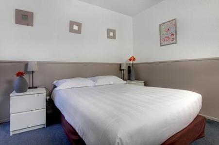 Location au ski Chambre Standard (2 personnes) - Hotel Le Panorama - Mont Dore - Chambre