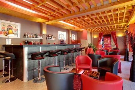 Location au ski Hotel Le Panorama - Mont Dore - Bar