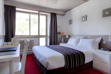 Location au ski Hotel Le Panorama - Mont Dore - Chambre