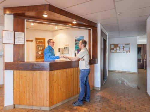 Location au ski Résidence Pierre & Vacances les Mouflons I et II - Le Praz de Lys - Réception