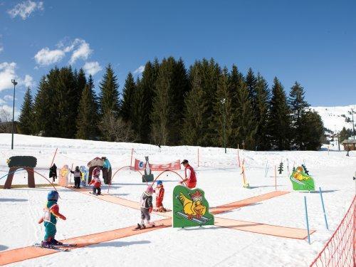 Location au ski Résidence Pierre & Vacances les Mouflons I et II - Le Praz de Lys