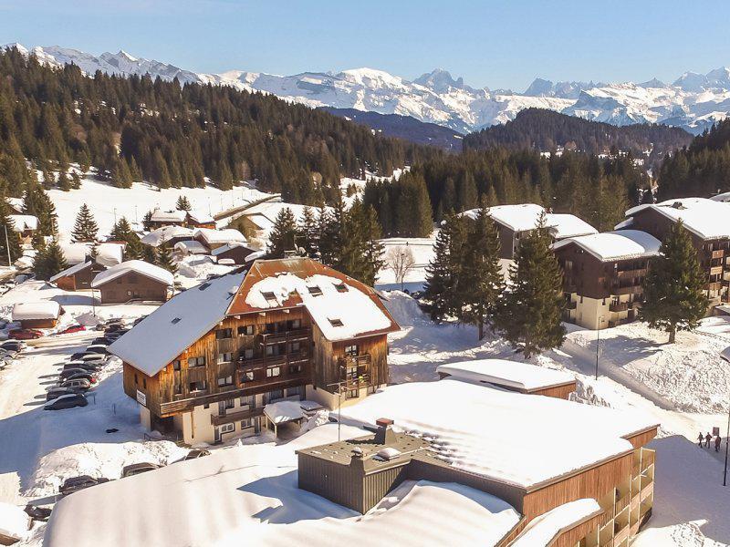 Аренда на лыжном курорте Résidence Pierre & Vacances les Mouflons I et II - Le Praz de Lys