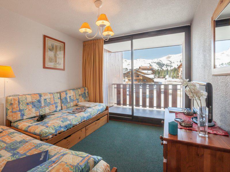 Аренда на лыжном курорте Résidence Pierre & Vacances les Mouflons I et II - Le Praz de Lys - Сиденье банкетка