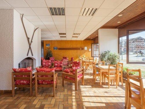 Location au ski Résidence Pierre & Vacances les Mouflons I et II - Le Praz de Lys - Salle à manger