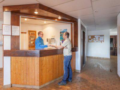 Location au ski Residence Maeva Les Mouflons I Et Ii - Le Praz de Lys - Réception