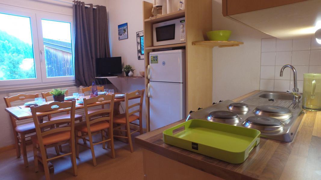 Soggiorno sugli sci VVF Villages les Monts du Jura - Lélex - Cucina