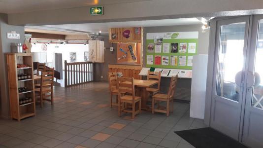 Location au ski VVF Villages les Monts du Jura - Lélex - Réception
