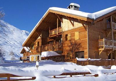 Location au ski Chalet Dibona - Les 2 Alpes